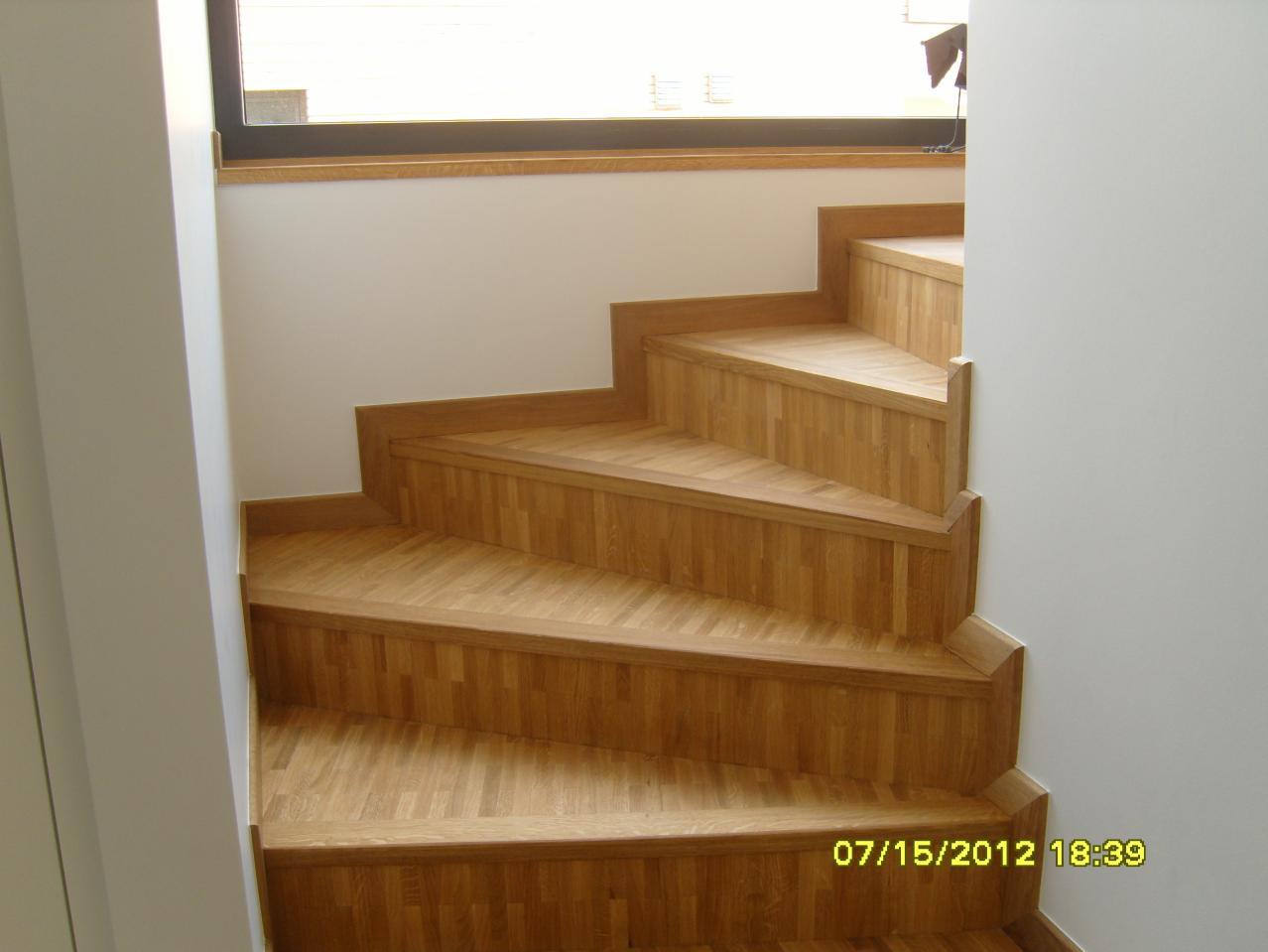 escalier en parquet fp97 humatraffin. Black Bedroom Furniture Sets. Home Design Ideas
